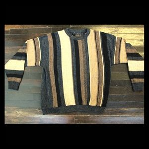 1990's vintage coogi inspired sweater